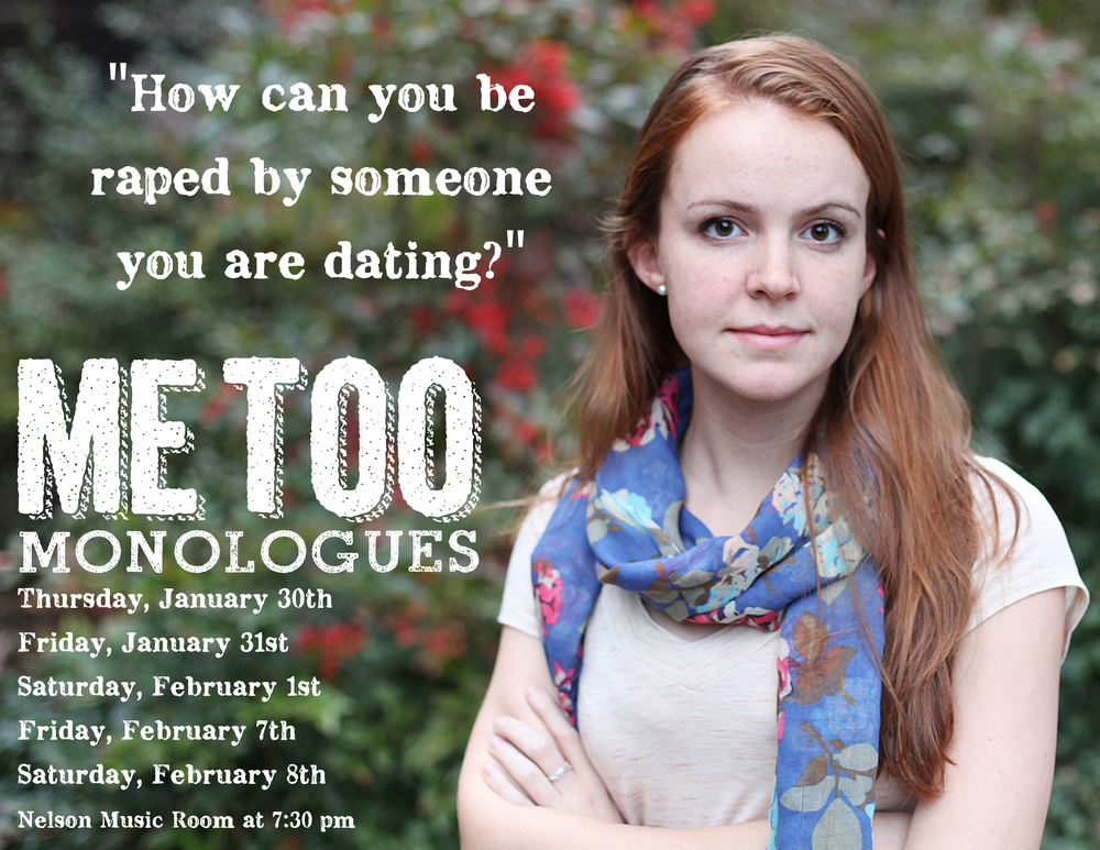 female monologues dating