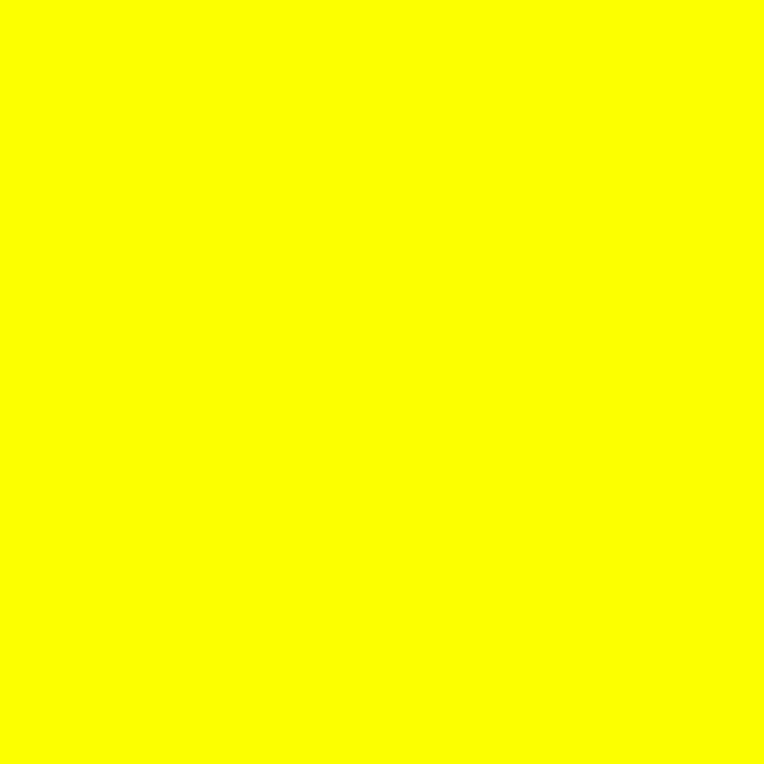 Satin Neon Fluorescent Yellow