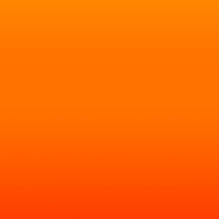 Satin Neon Fluorescent Orange