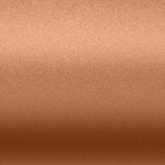 Matte Copper Metallic
