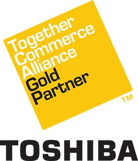 Together Commerce Alliance Toshiba Logo REPOSS