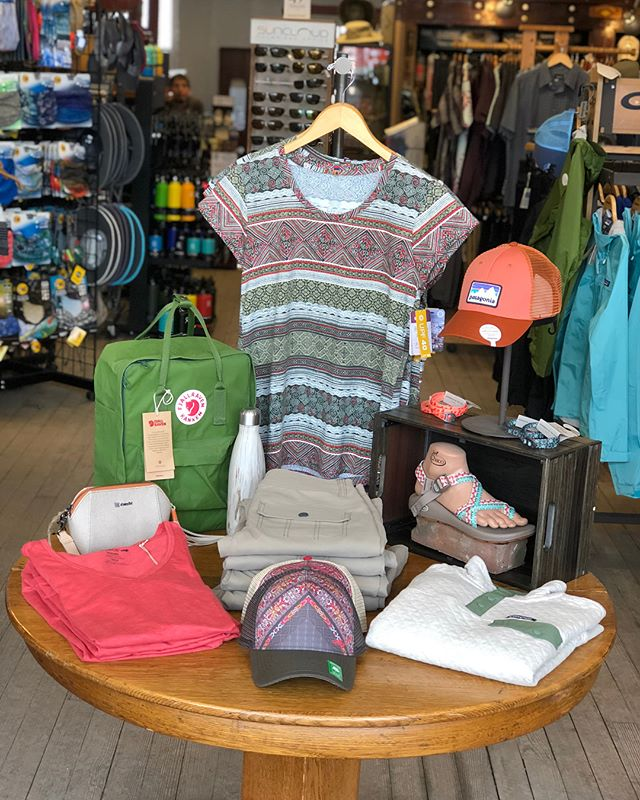 Some new spring swag for your viewing pleasure! We're so stoked about all the new spring inventory!! #spring #springishere #finallyitsspring #decorah #hatchery #hatchyouradventure #newinventory