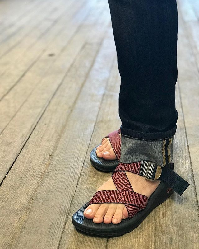 Check it out!!! New Chaco's are in stock!! #chaco #chacofootwear #decorahwearschacos #decorah #hatchery #happyfeet #checkoutthesupport #newforspring @chacofootwear