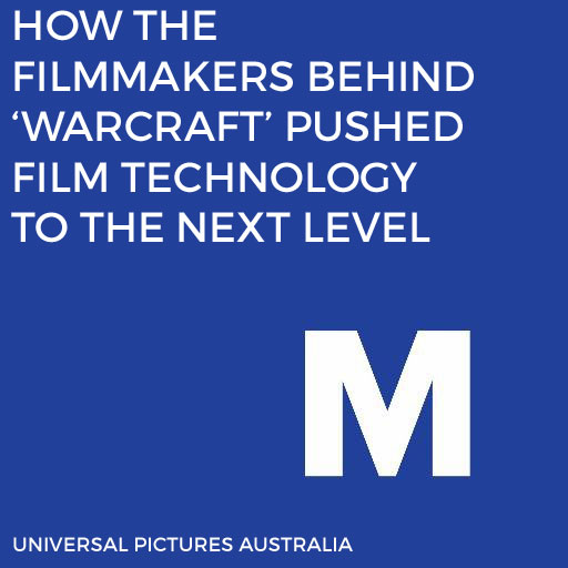 I spoke with some of the guys behind  Warcraft: The Beginning  about their unprecedented movie-making methods.
