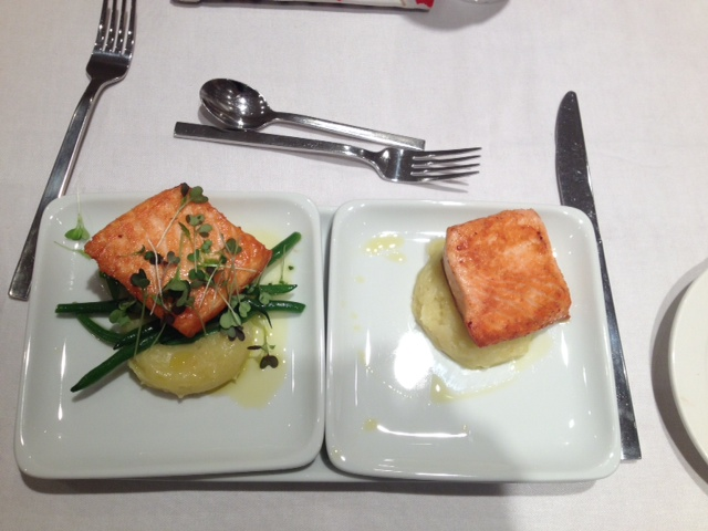 10. Savory salmon roasted with olive oils-Omega 3 fats+Omega 9 fats=healthy & delicious!.jpeg