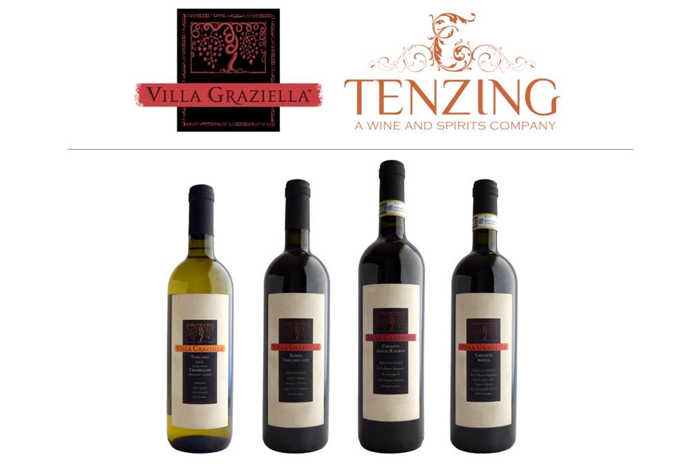 Tenzing Wine & Spirits
