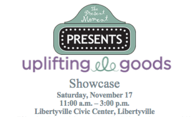 Saturday, November 17th11am-3pm - Want to shop at Uplifting Goods in real time versus online? Shop at the 1st annual Showcase! Meet & shop from fine local artists whose work is available in their online store. No charge for admission to the Showcase with complimentary sips & snacks from Villa Graziella Organic. A perfect day to get a head start on your holiday shopping! Click HERE for more information!