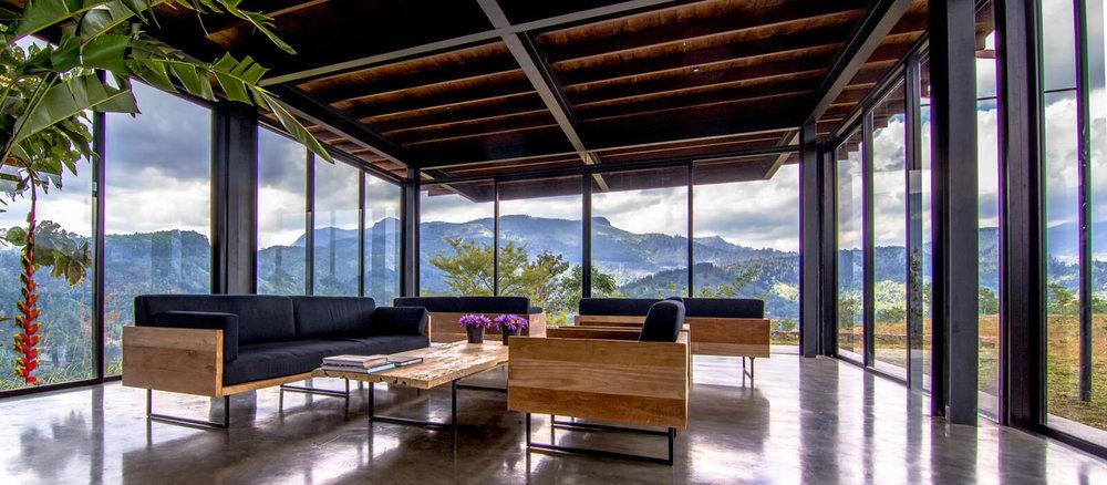 Santani Lounge Area