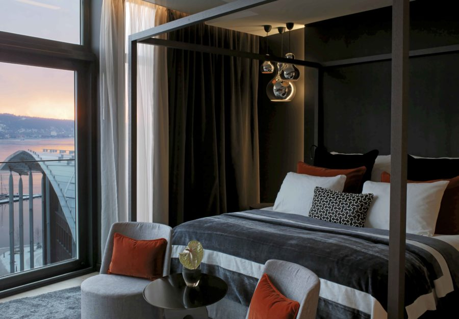 Destination Deluxe - THE THIEF HOTEL, OSLO