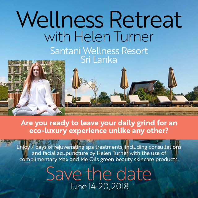 Helen Turner Santani Retreat 2018