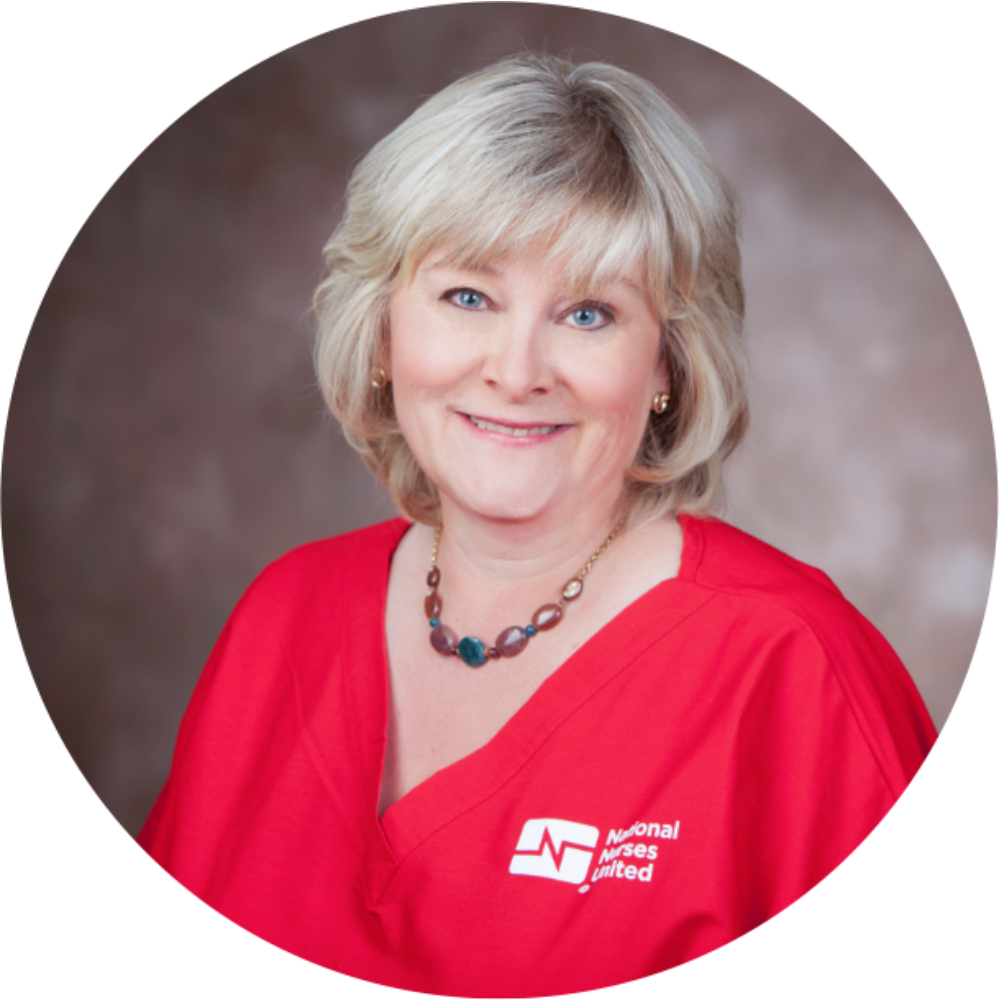 Jean Ross, RN   Co-President, NNU