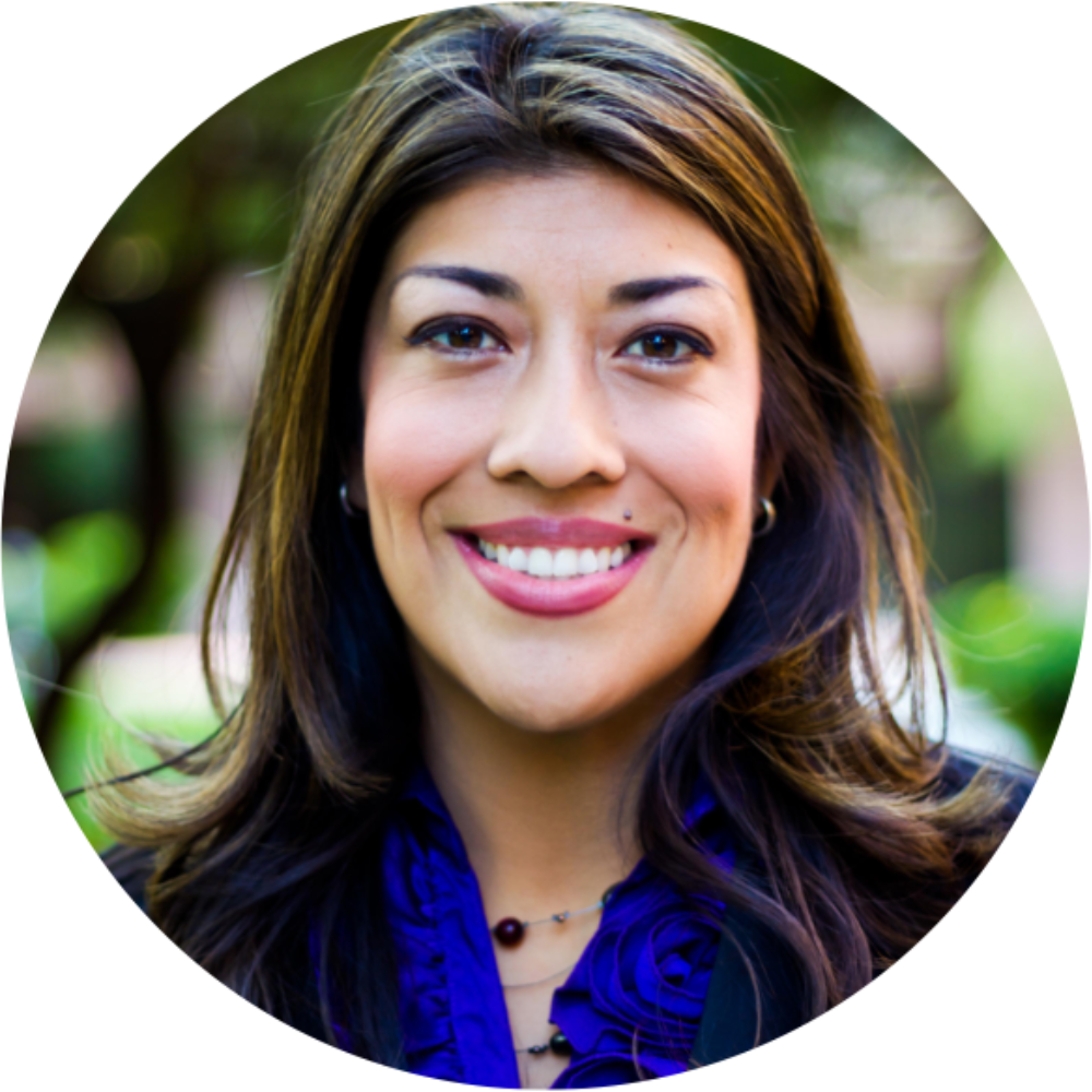 Lucy Flores Vice President, Public Affairs, mitu