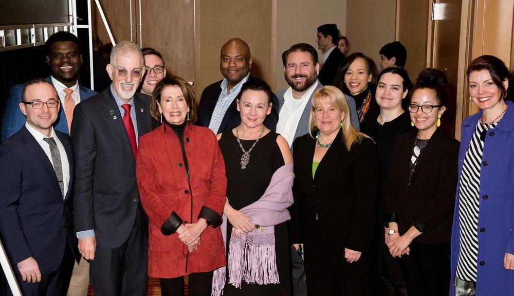 2018 Progressive Caucus Summit -Pelosi et al..jpeg