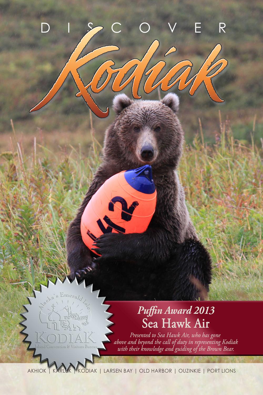 Discover Kodiak Award