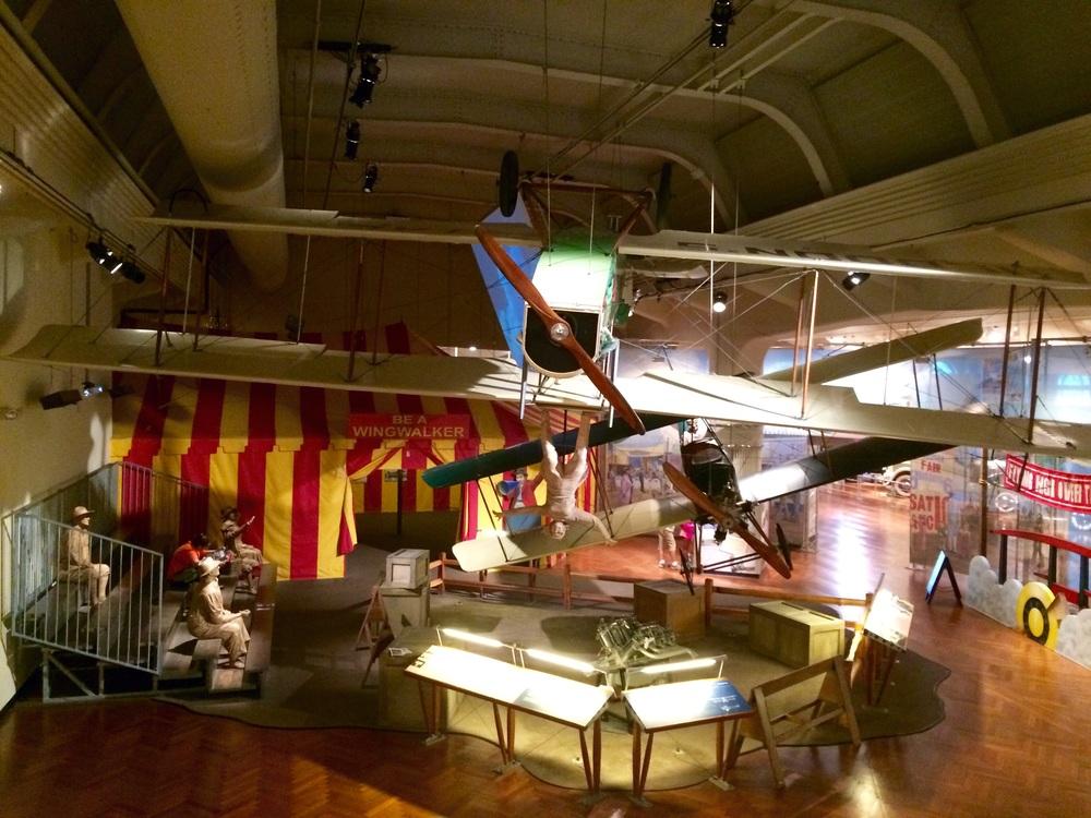 Circus planes