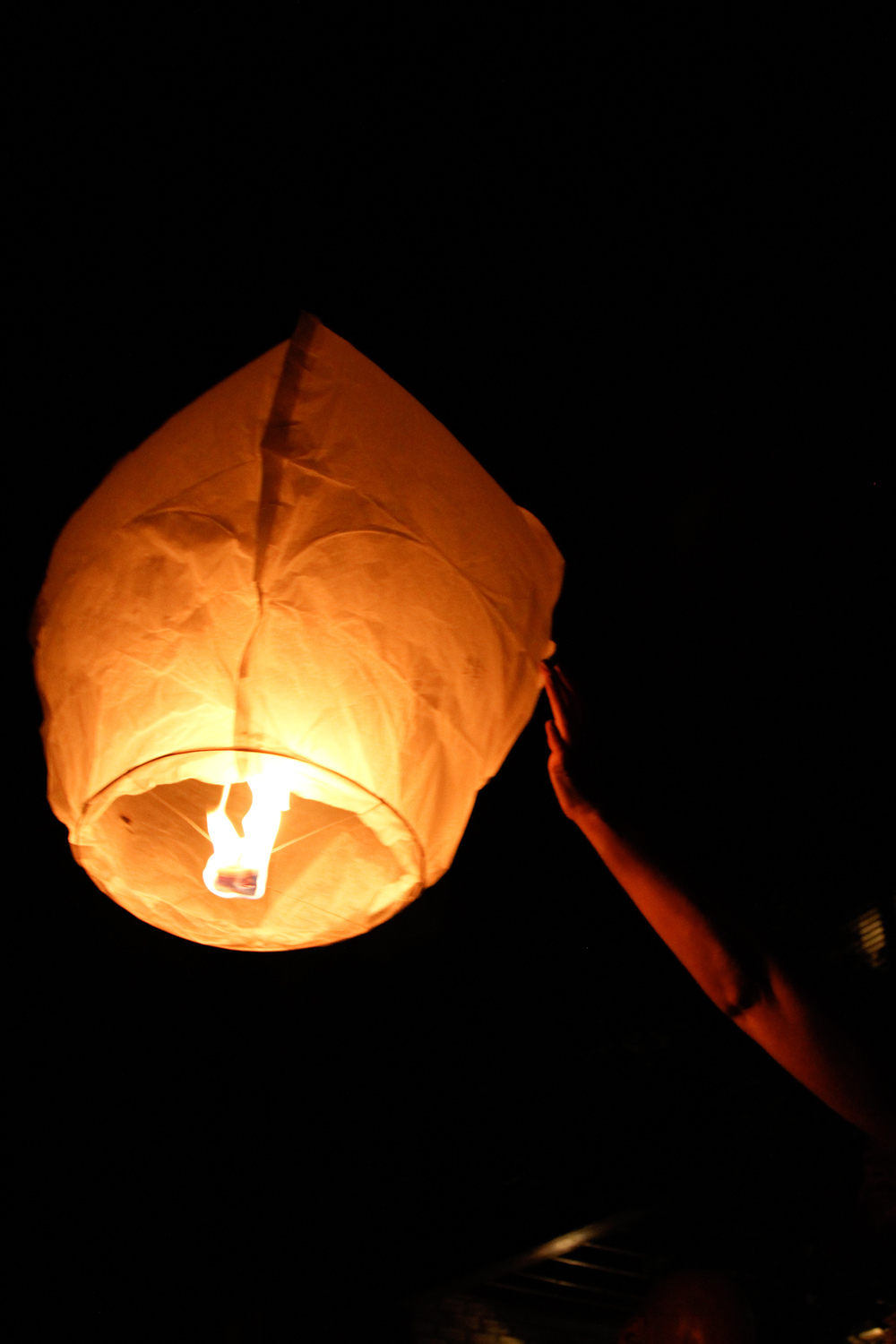 "Graduation Party With ""Wish Lanterns"""