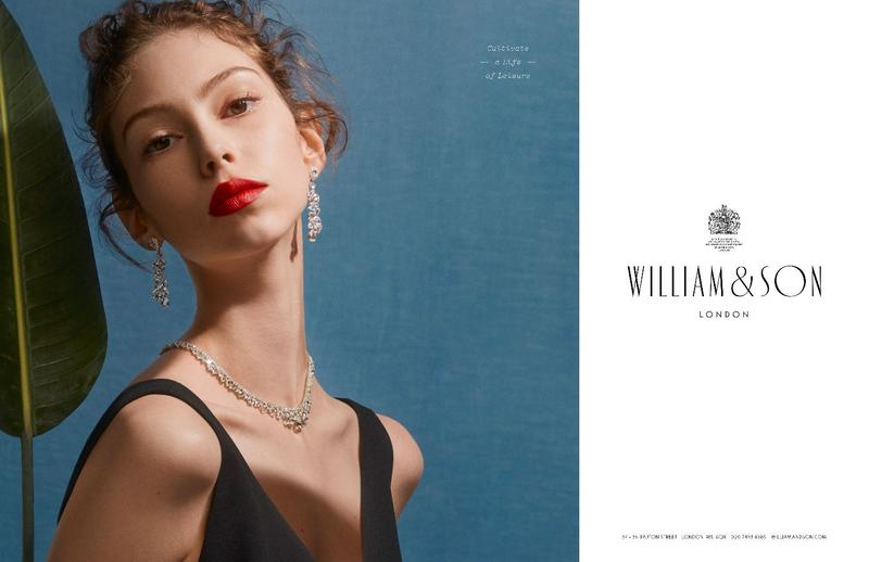 WILLIAM & SON LUXURY SS17 - CHARLOTTE WALES