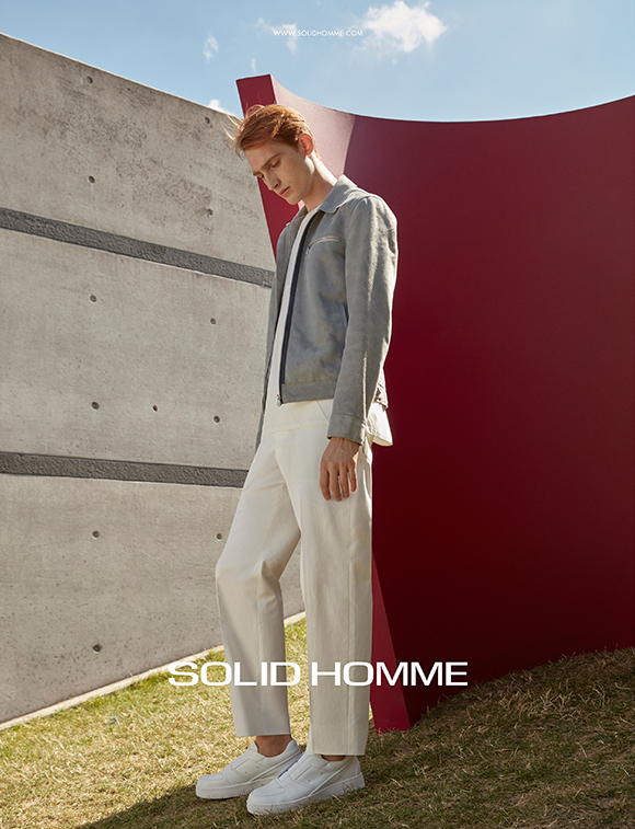SOLID HOMME SS17 - THOMAS GIDDINGS