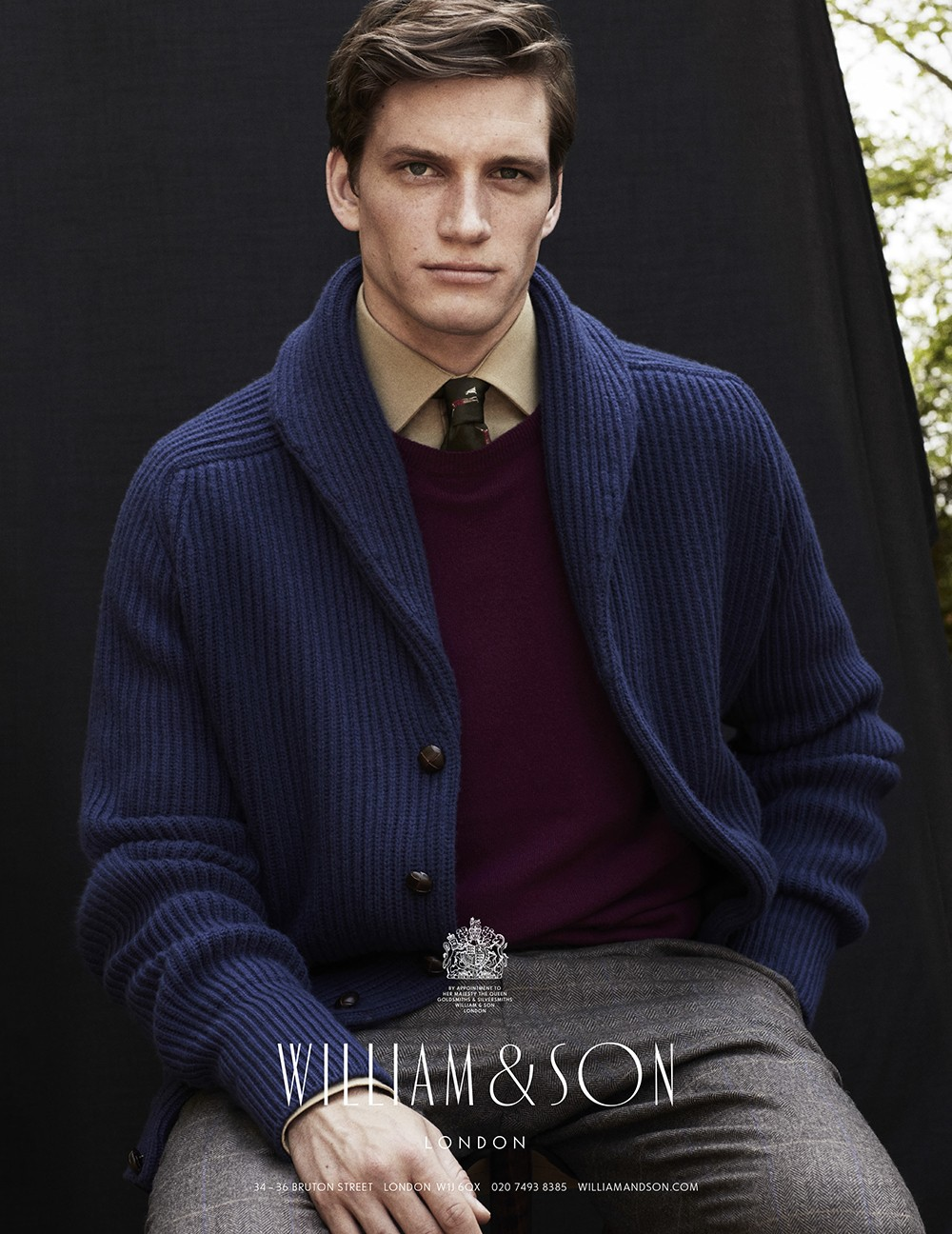 WILLIAM & SON COUNTRY CLOTHING '16 - PAUL WETHERELL