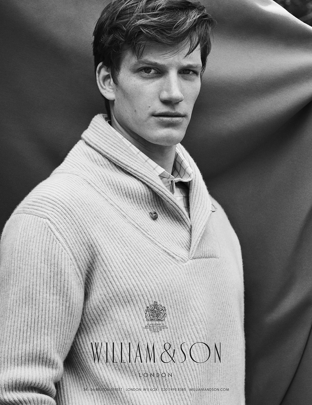 WILLIAM 8 SONS COUNTRY CLOTHING '16 - PAUL WETHERELL