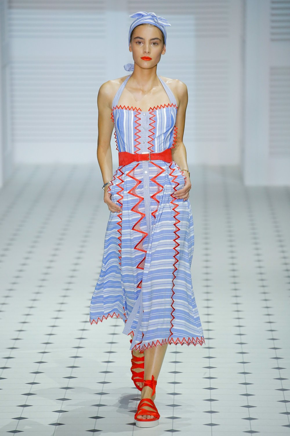 TEMPERLEY LONDON SS18 - CAROLINE ISSA