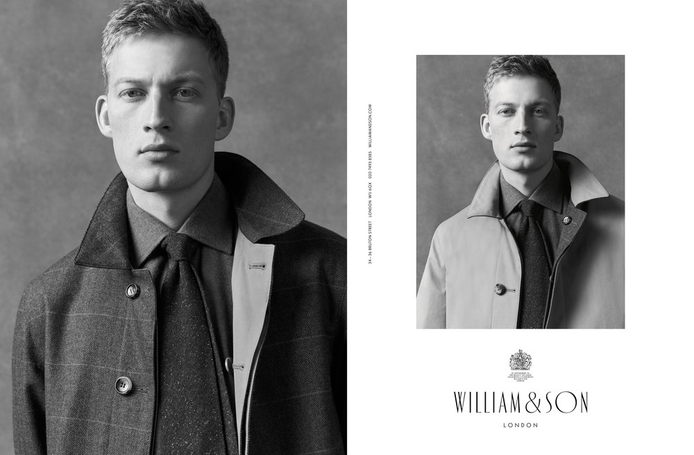 WILLIAM & SON COUNTRY CLOTHING '17 - MARC HIBBERT