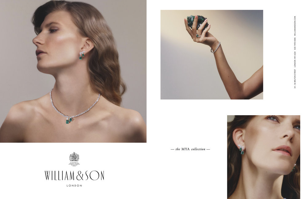 WILLIAM & SON MYA COLLECTION CAMPAIGN - ARNAUD LAJEUNIE