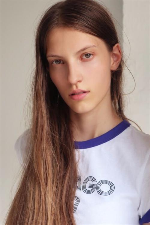Silke van Daal Models.com