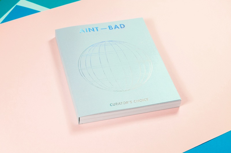 AINT-BAD Issue No 12 - The Curator's Choice / 2017