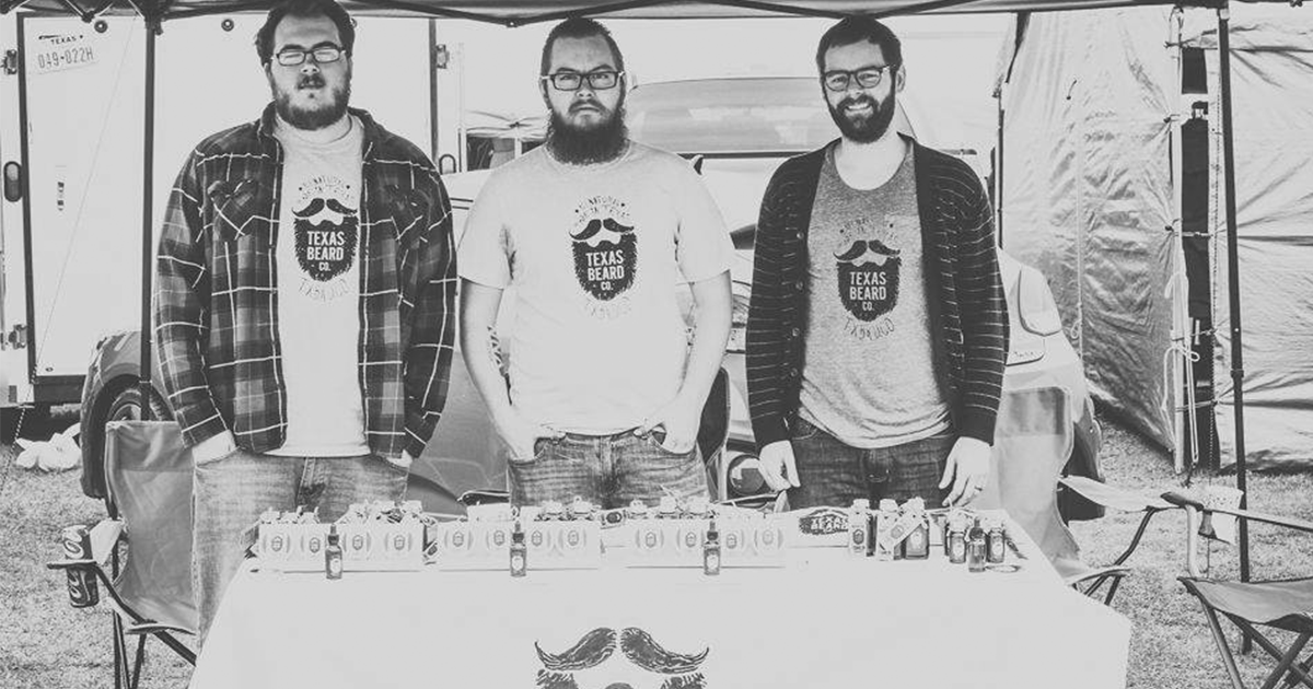 From Beardsmen to Businessmen: The Story of Texas Beard Co.