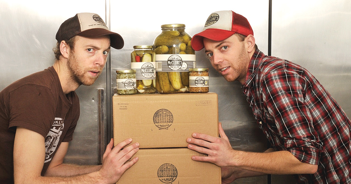 McClure's Pickles: Kind of a Big Dill