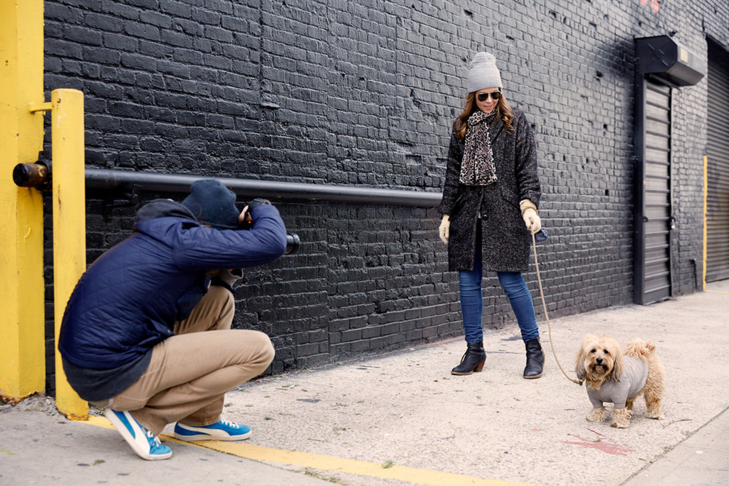 A Day in the Life of a Dog Fashion Entrepreneur