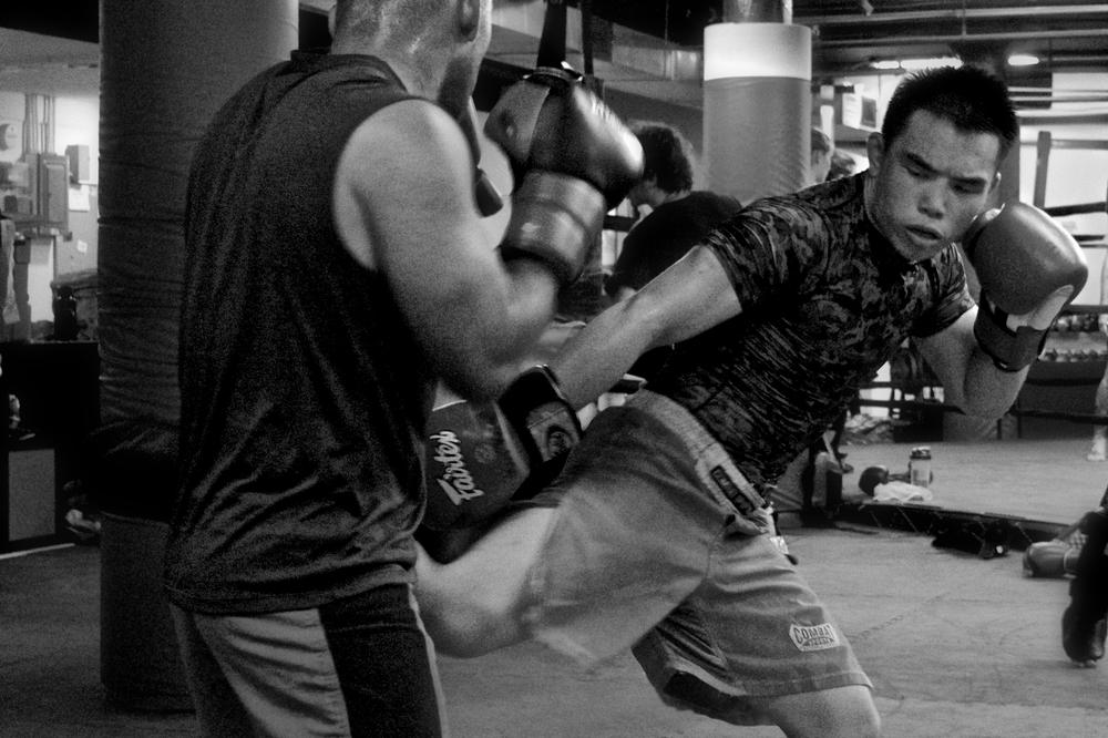 kin moy kickboxing