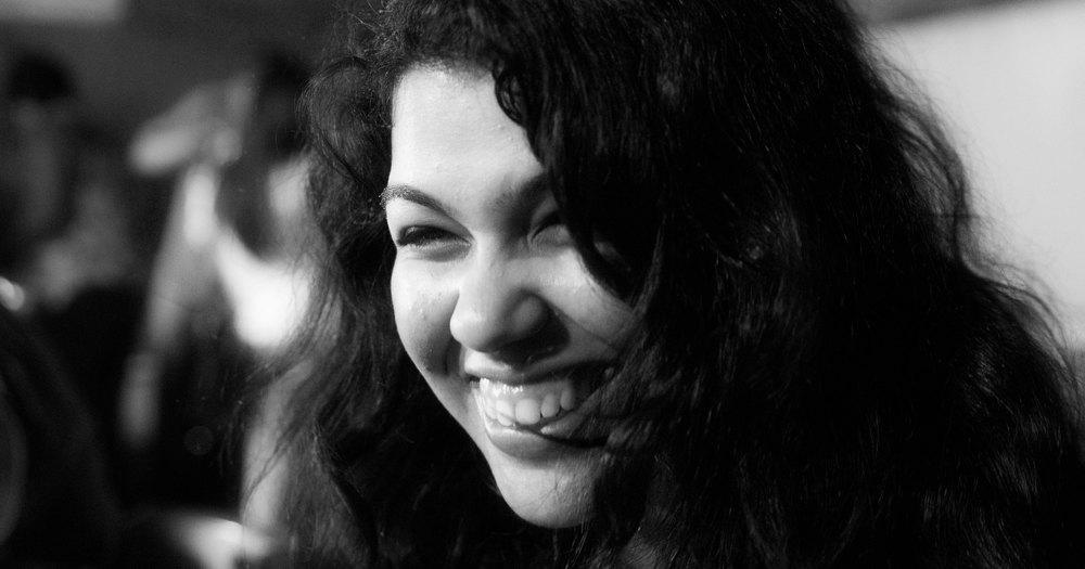 Erica's smile