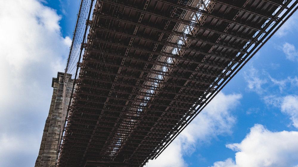 Underneath Brooklyn