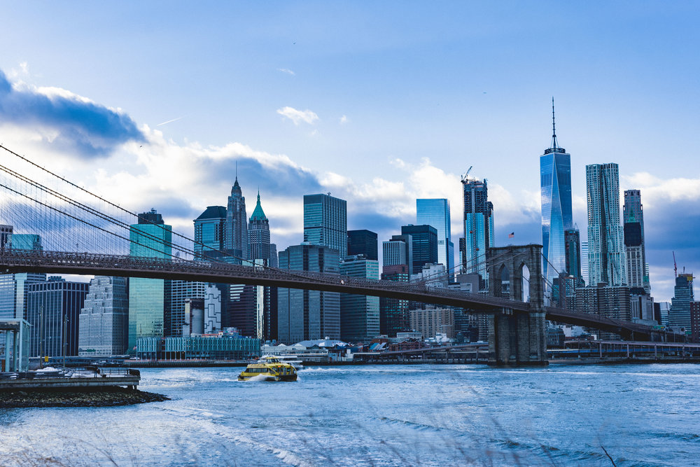 A Brooklyn rainbow, a Wall Street treasure