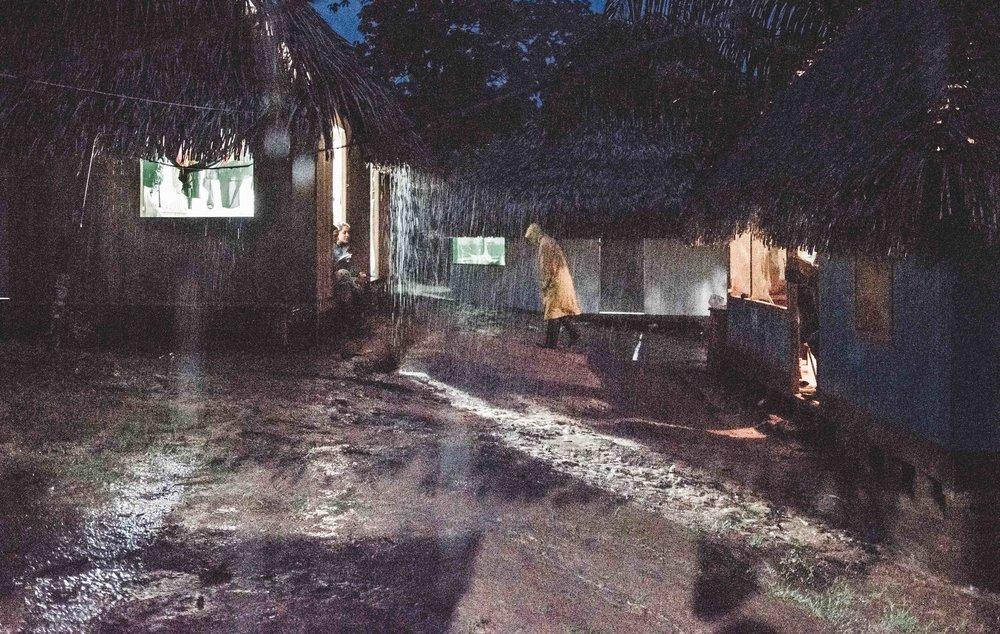 Viajes lavado por la lluvia
