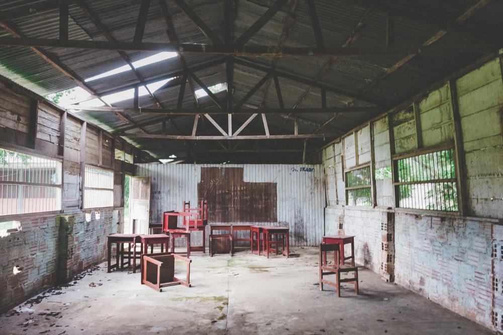 La aula