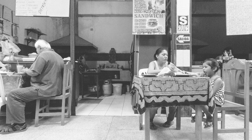 Backstreet Cafeteria