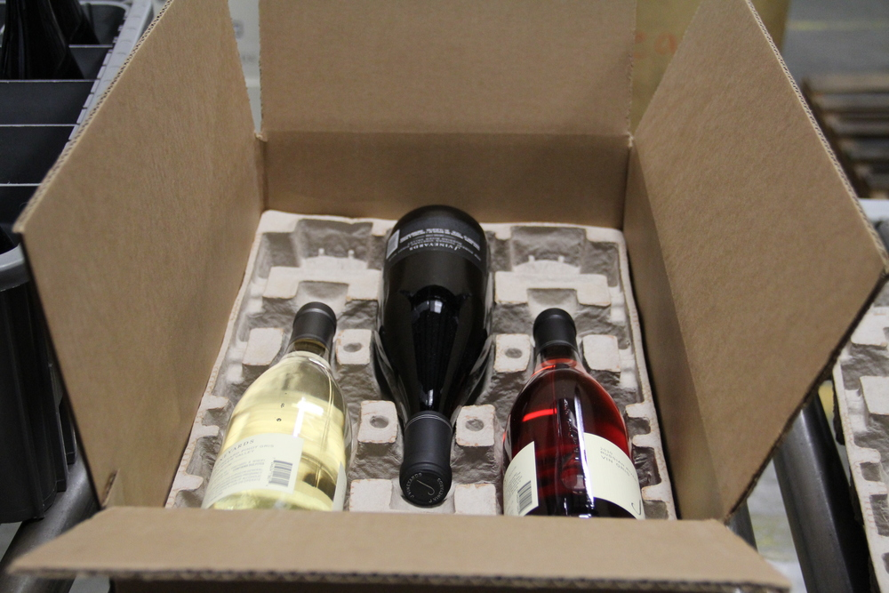 Direct Shipping to Winery Customers