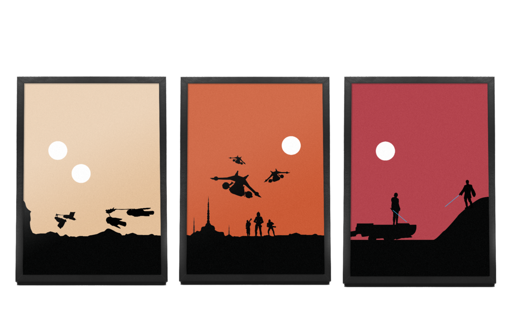 Star Wars Minimalist Posters by Joe Elam 1.png