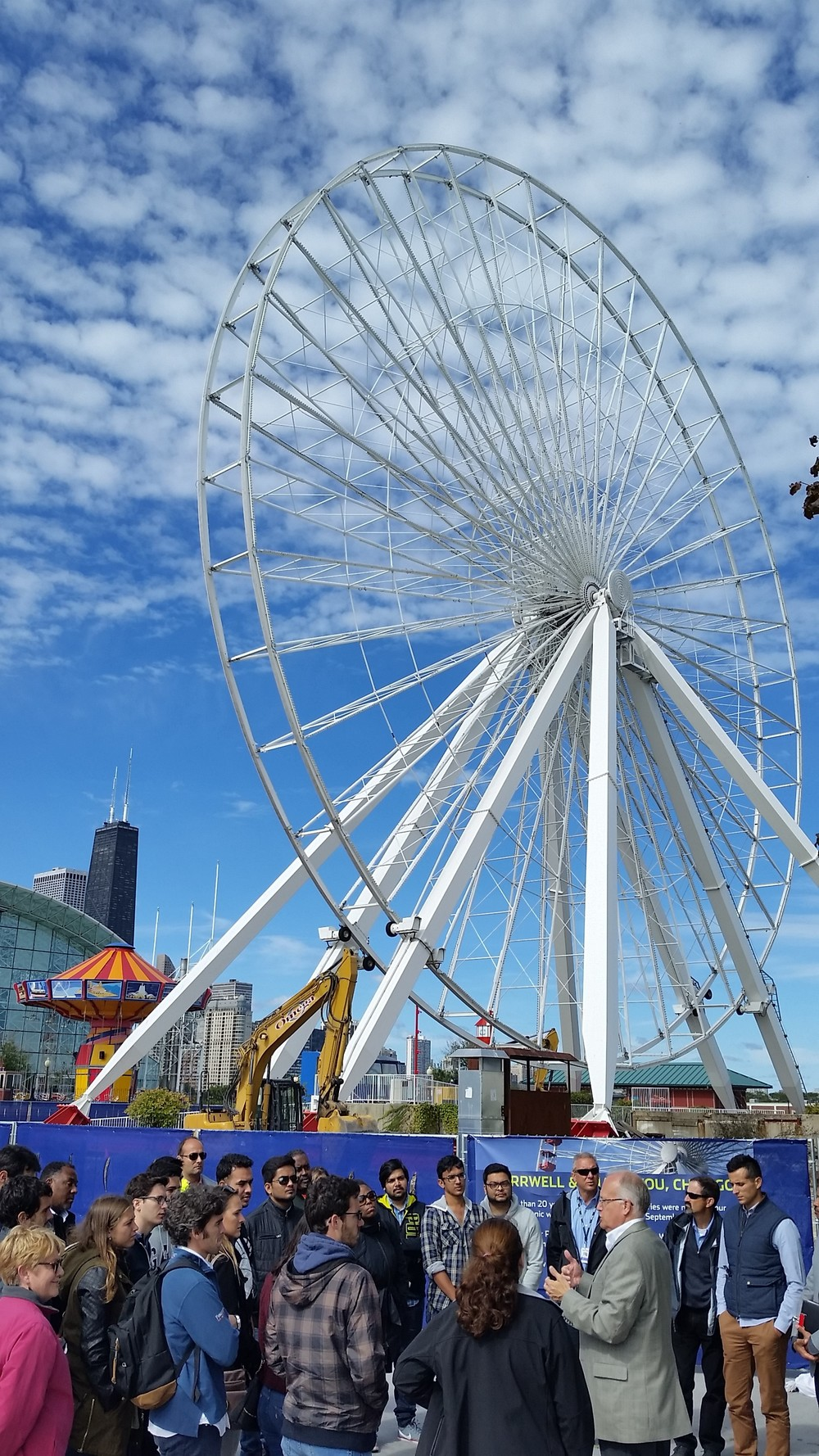 Navy Pier Site Tour