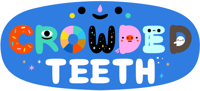 CROWDED TEETH