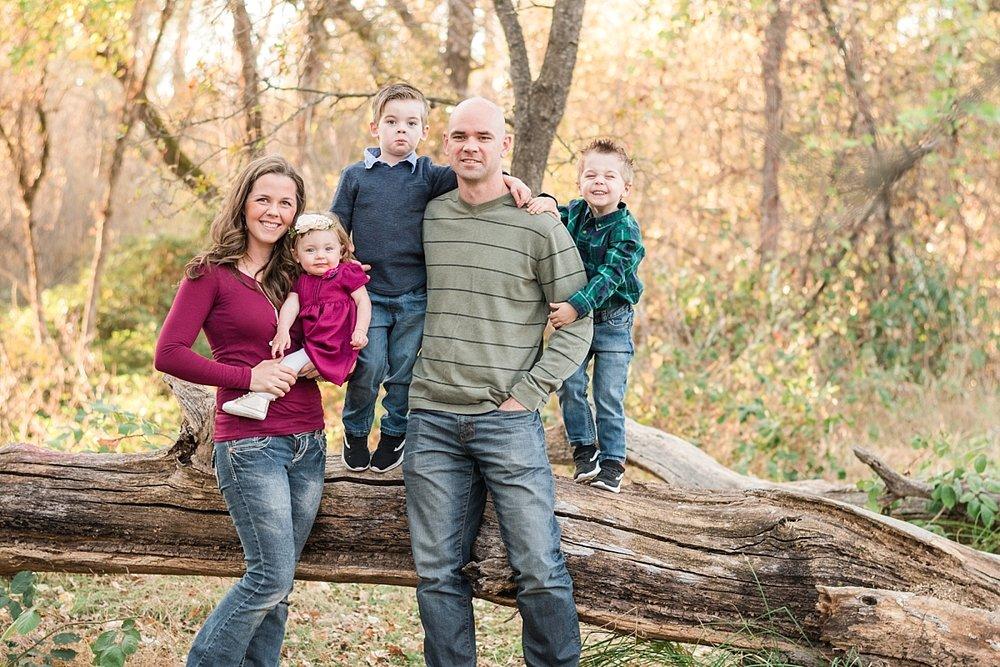 autumn family portrait burgundy navy green plaid tennis shoes sunset_0314.jpg