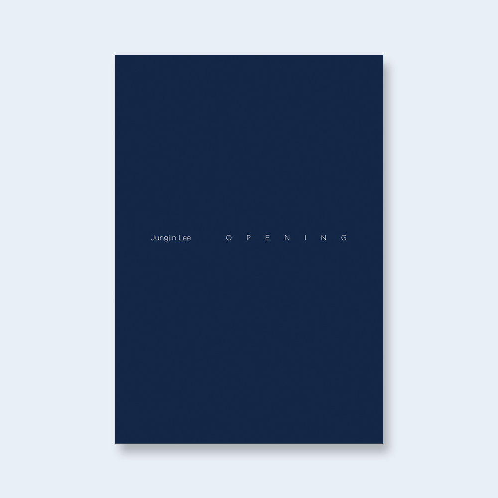 JUNGJIN LEE | Opening (Special Edition)| Order >