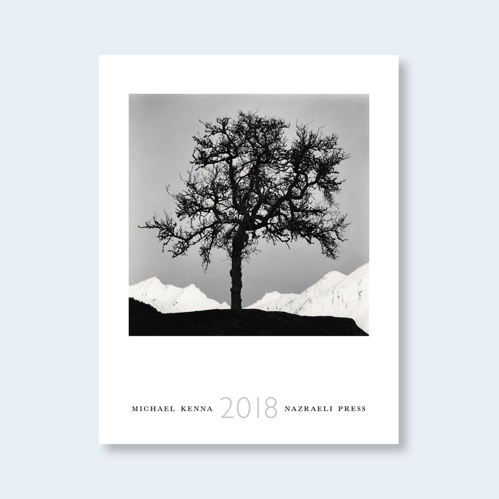 MICHAEL KENNA | 2018 Wall Calendar | Order >