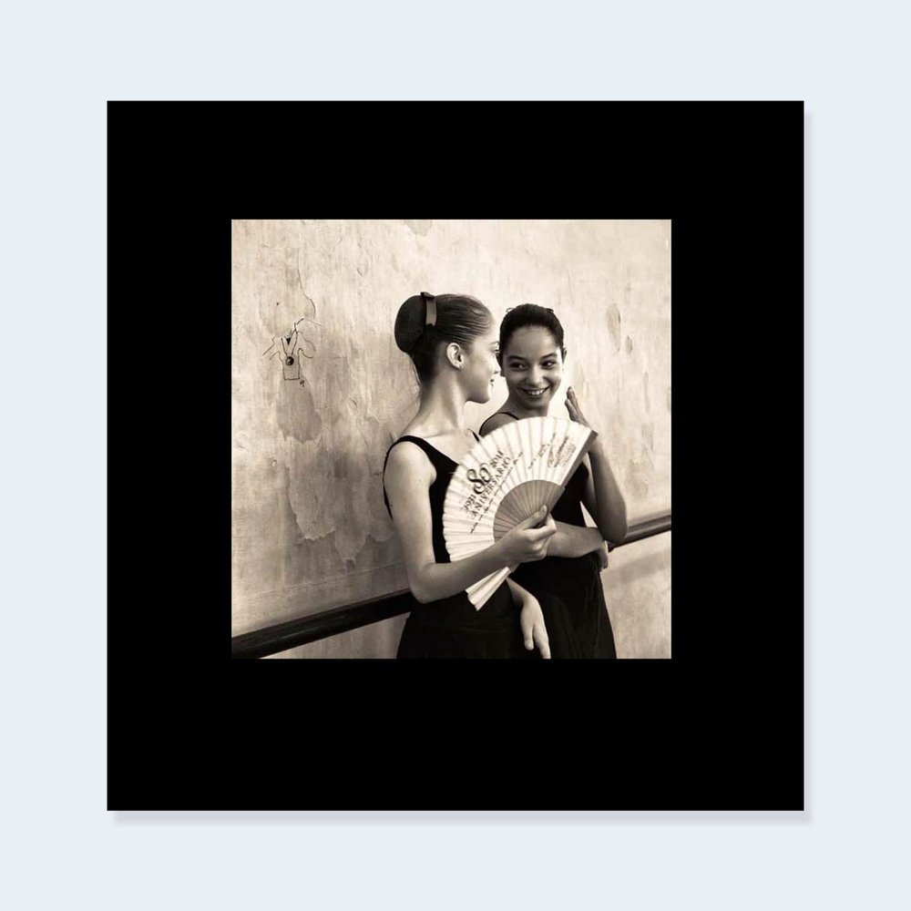 REBEKAH BOWMAN  |   Portrait of the Cuban School of Ballet  (Special Edition) |  Order >