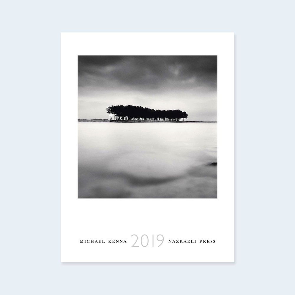 MICHAEL KENNA |  2019 Wall Calendar  | Order >