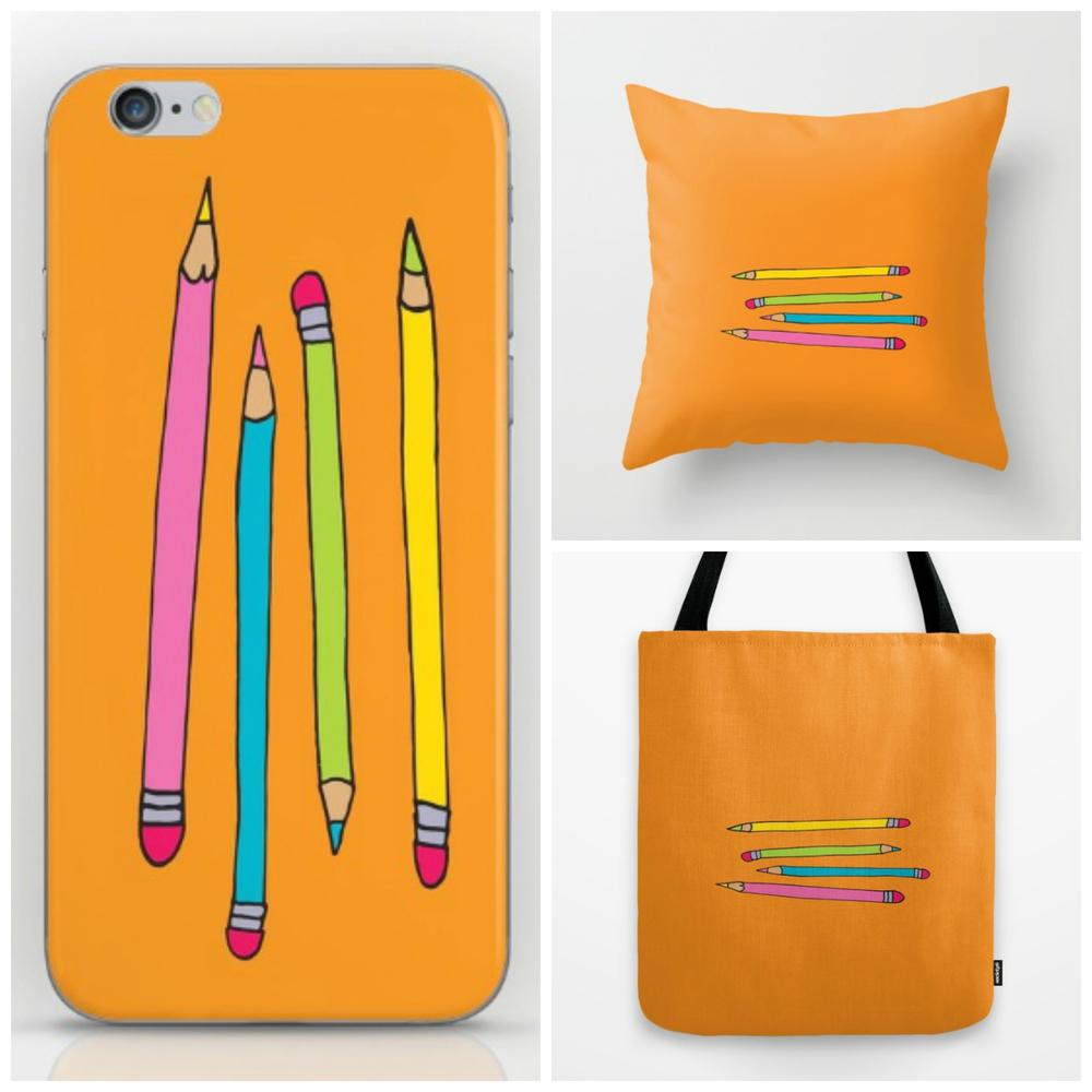 """""""Many Pencils"""""""