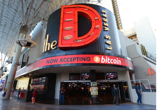 Coin Cloud operates the first and only bitcoin ATM in a major Casino
